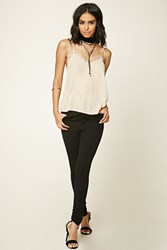 Forever 21 Mid Rise Skinny Jeans