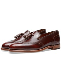 Grenson Monty Tassel Loafer Honey