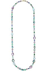 Ippolita Rock Candy Sofia 18 Karat Gold Multi Stone Necklace