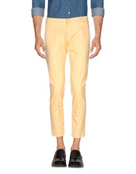 Michael Coal Casual Pants Apricot