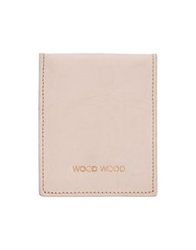 Woodwood Coin Purses Light Pink