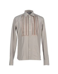 Kolor Shirts Shirts Men Grey