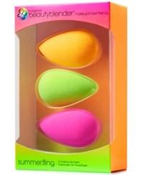 Beautyblender 3 Pc. Summer Fling Set No Color