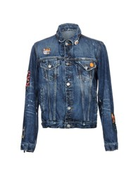 Takeshy Kurosawa Denim Outerwear Blue