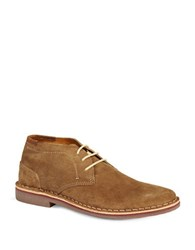 Kenneth Cole Reaction Desert Suede Chukka Boots Taupe