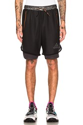 Adidas X Kolor Clmchl Shorts Black