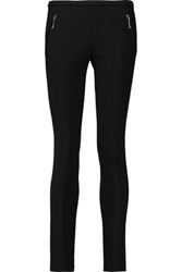 Emilio Pucci Stretch Ponte Skinny Pants Black