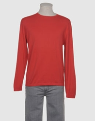 Bramante Crewneck Sweaters Red