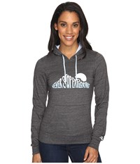 The North Face Nse Sunrise Lightweight Pullover Hoodie Tnf Dark Grey Heather Women's Sweatshirt Gray