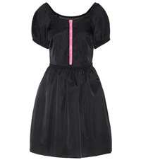 Prada Zip Dress Black