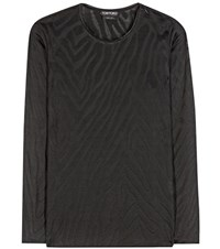 Tom Ford Knitted Top Black