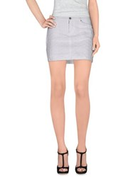 Guess Skirts Mini Skirts Women White