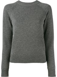Dries Van Noten Madeira Jumper Grey