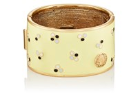 Maison Mayle Women's Saint Phalle Bangle Yellow