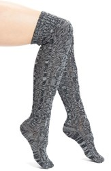 Women's Ugg Australia 'Classic' Cable Knit Over The Knee Socks