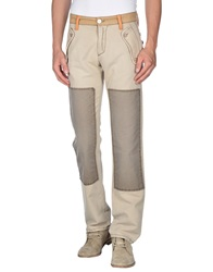 Frankie Morello Casual Pants Beige