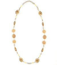 Dolce And Gabbana Collana Mix Necklace Gold