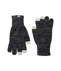 Converse Knit Touchteck Gloves Navy Extreme Cold Weather Gloves