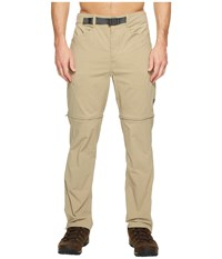 The North Face Straight Paramount 3.0 Convertible Pants Dune Beige Casual Pants