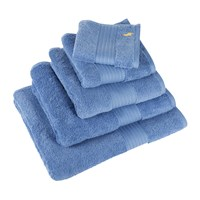 Ralph Lauren Home Player Towel Blue