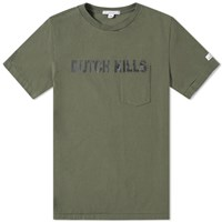 Engineered Garments Dutch Kills Tee Green