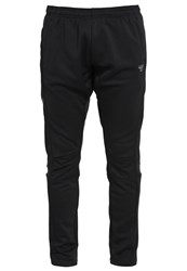 Hummel Bone Tracksuit Bottoms Black
