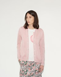 Julien David Cotton Knit Cardigan