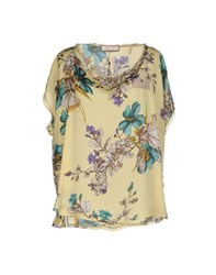 Giorgia And Johns Giorgia And Johns Shirts Blouses Women Yellow