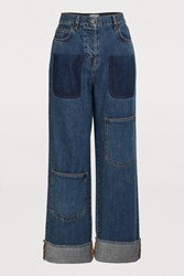 J.W.Anderson Shaded Pockets Jeans Color