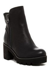 Rebels Caine Lug Boot Black