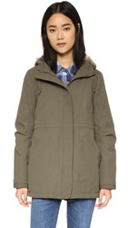 Paul And Joe Sister Wilbow Coat Kaki
