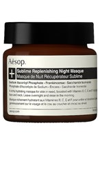 Aesop Sublime Replenishing Night Masque In Beauty Na.