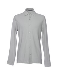 Rossopuro Shirts Grey