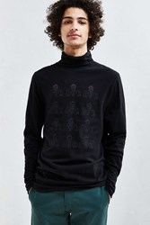 Via Spare Party Turtleneck Black