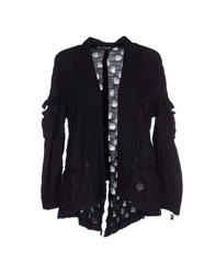 Bad Spirit Cardigans Black