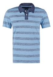 Tom Tailor Polo Shirt Light Blue
