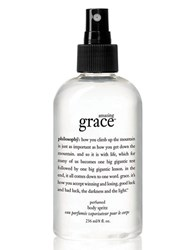 Philosophy Amazing Grace Perfumed Body Spritz 8Oz No Color