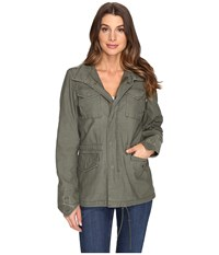 Alpha Industries M 65 Defender Field Coat M 65 Olive Women's Coat