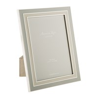 Addison Ross Manhattan Dove Pebble Photo Frame 5X7