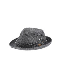 Scotch And Soda Accessories Hats Men Black