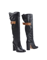 Michel Perry Boots Black
