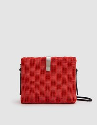 Rachel Comey Rona Bag In Washed Red