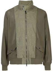 Mostly Heard Rarely Seen Meshed Up Bomber Jacket 60