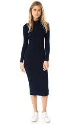 Demy Lee Demylee Harley Sweater Dress Navy