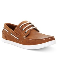 Unlisted A Kenneth Cole Production Boat Ing License Boat Shoes Men's Shoes Tan