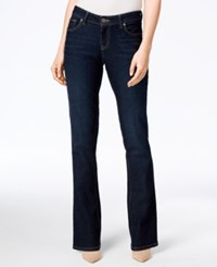 Styleandco. Style And Co. Curvy Fit Modern Bootcut Jeans Stream Wash