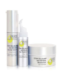 Juice Beauty Stem Cellular And 153 Anti Wrinkle Solutions Kit