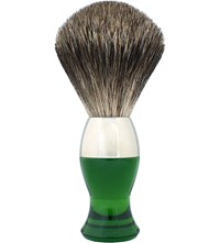 Eshave Short Shaving Brush Green
