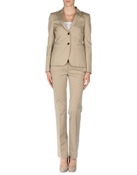 Mauro Grifoni Women's Suits Beige