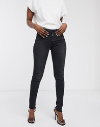 Replay Super Skinny High Waist Jeans No Colour